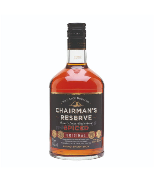 Chairman's Reserve Spiced Rum - 40% - 700ml