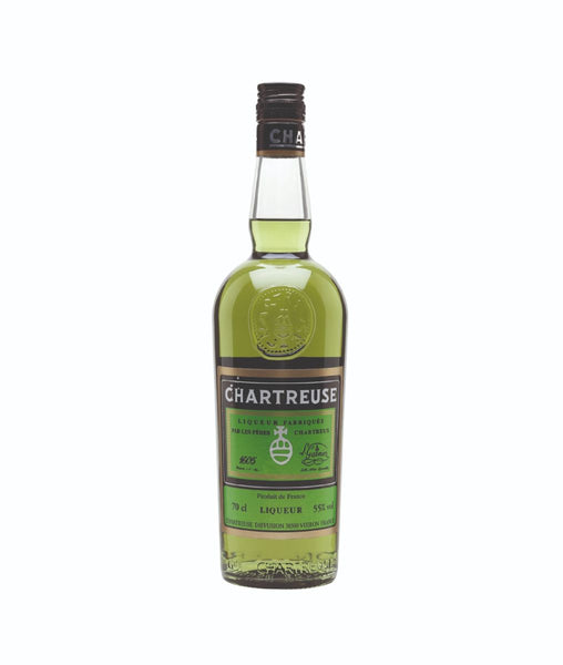 Buy Chartreuse Green - 55% - 700ml Online at Wholly Spirits Malaysia