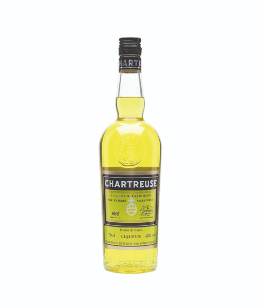 Chartreuse Yellow - 43% - 700ml