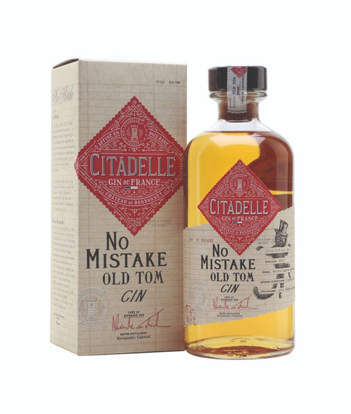 Buy Citadelle Old Tom No Mistake - 46% - 500ml Online at Wholly Spirits Malaysia