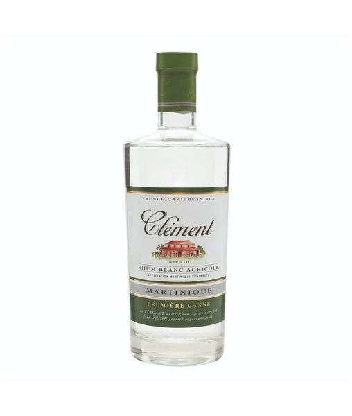 Buy Clement Premiere Canne Rhum Blanc Agricole - 40% - 700ml Online at Wholly Spirits Malaysia