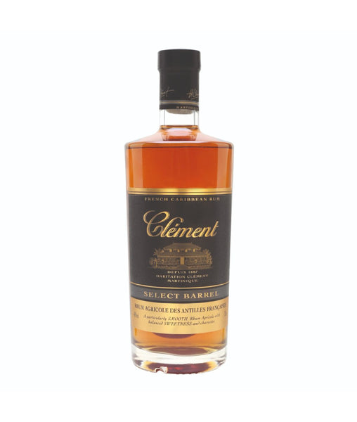 Clement Select Barrel - 40% - 700ml