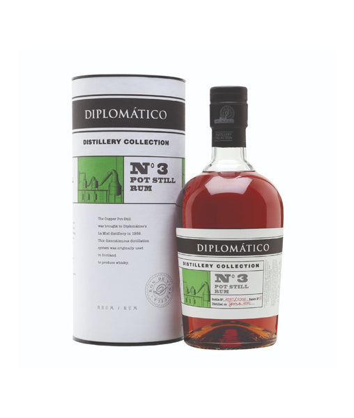Buy Diplomatico Distillery Collection No3 - 47% - 700ml Online at Wholly Spirits Malaysia