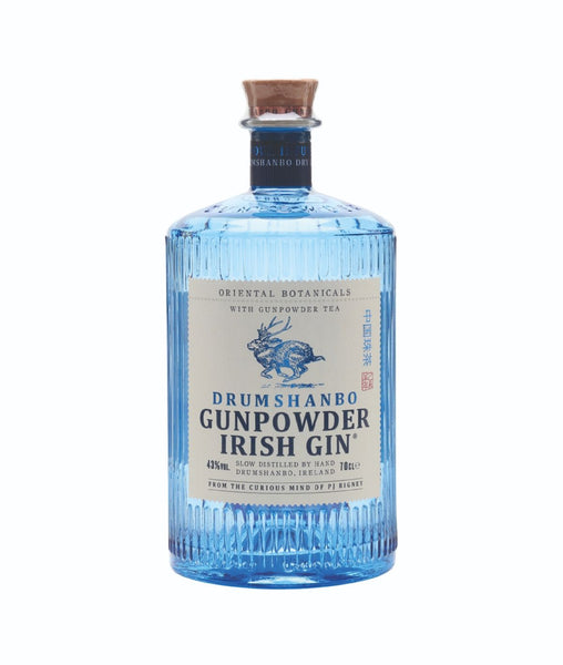 Drumshanbo Gunpowder Irish Gin - 43% - 700ml