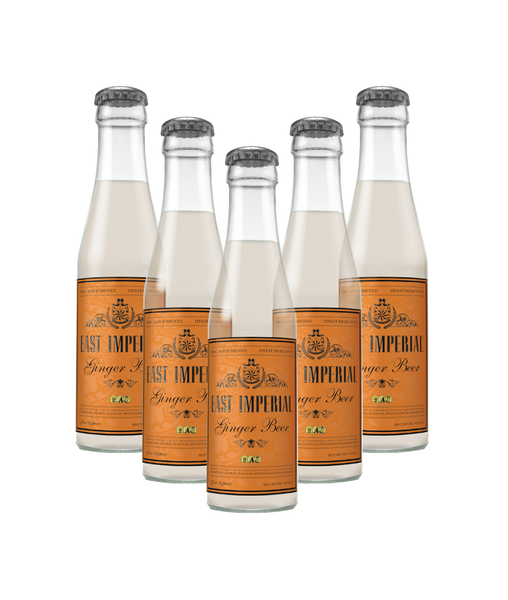 East Imperial Mombasa Ginger Beer (24 x 150ml) - 0%