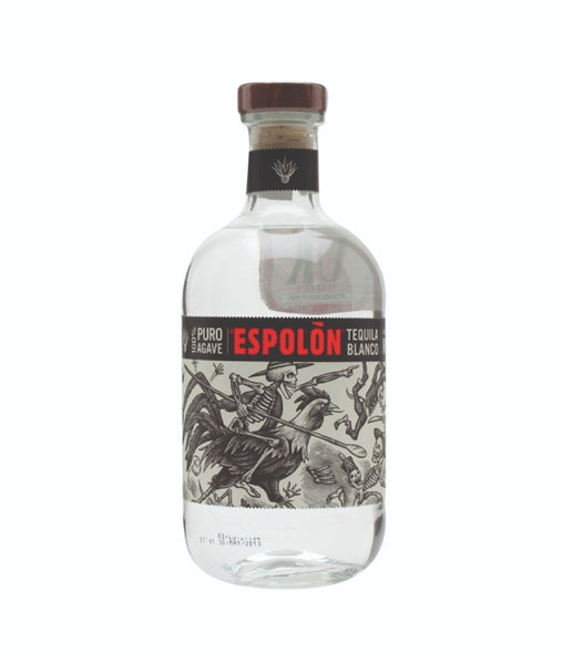 Buy Espolon Blanco Tequila - 40% - 750ml Online at Wholly Spirits Malaysia