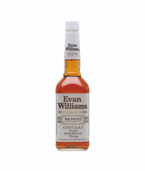 Buy Evan Williams Bottled in Bond - 50% - 750ml Online at Wholly Spirits Malaysia