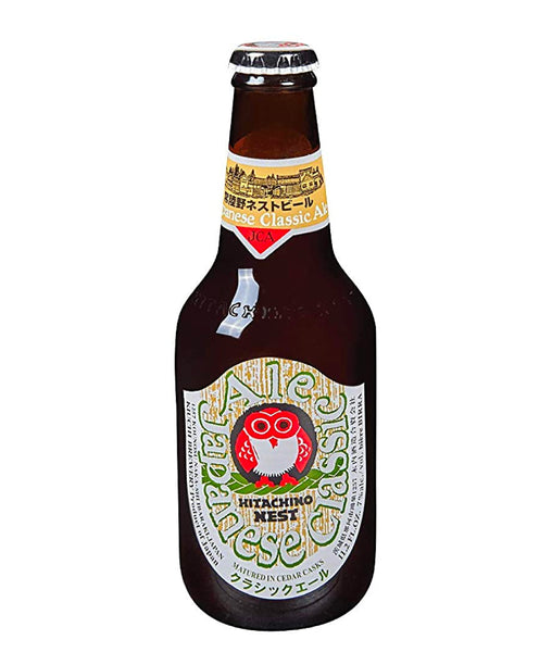 Hitachino Japanese Classic Ale - 7% - 330ml