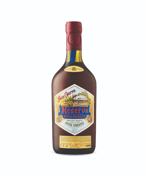 Buy Jose Cuervo Reserva de la Familia - 40% - 750ml Online at Wholly Spirits Malaysia