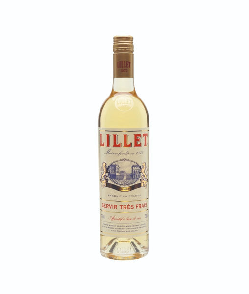 Buy Lillet Blanc - 17% - 750ml Online at Wholly Spirits Malaysia