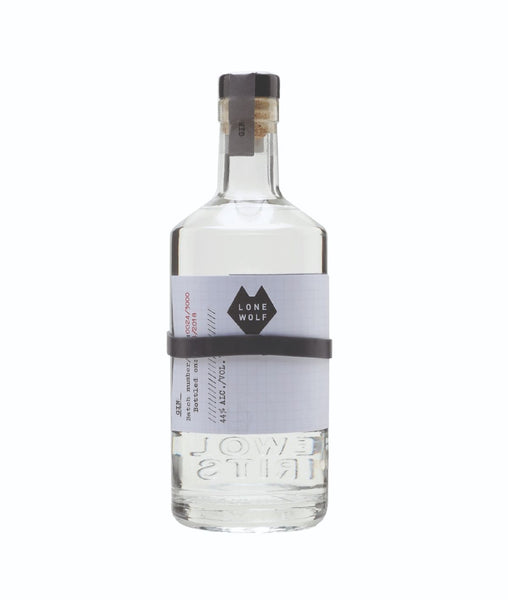 Buy Lone Wolf Gin - 44% - 700ml Online at Wholly Spirits Malaysia