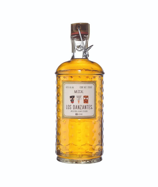 Buy Los Danzantes Anejo Mezcal - 46% - 750ml Online at Wholly Spirits Malaysia