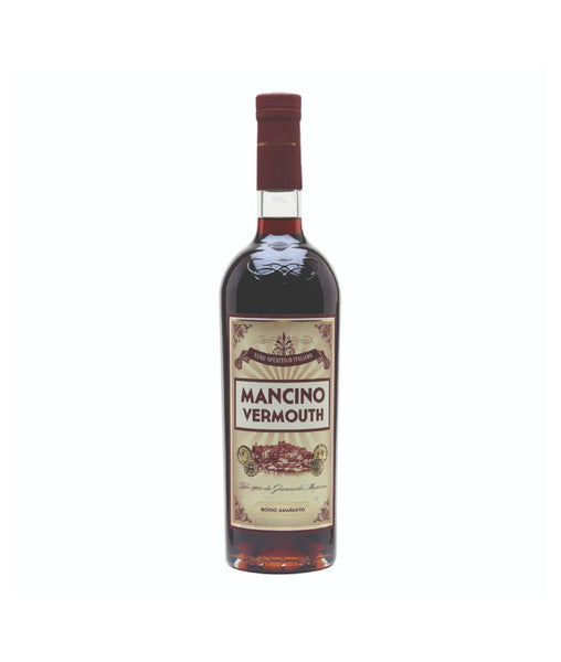 Buy Mancino Rosso Amaranto - 16% - 750ml Online at Wholly Spirits Malaysia