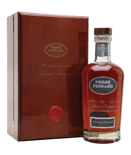Buy Pierre Ferrand Ancestrale Grande Champagne 60 Year Old Cognac - 40% - 700ml Online at Wholly Spirits Malaysia