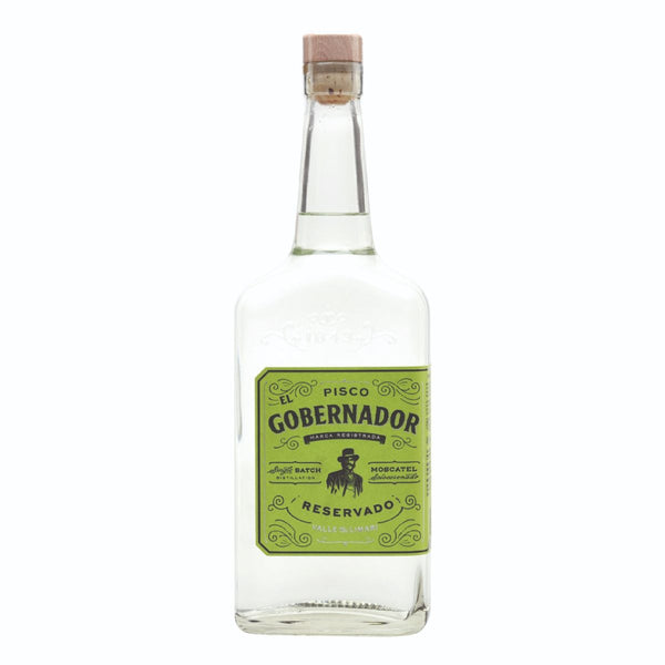 Pisco El Gobernador - 40% - 700ml