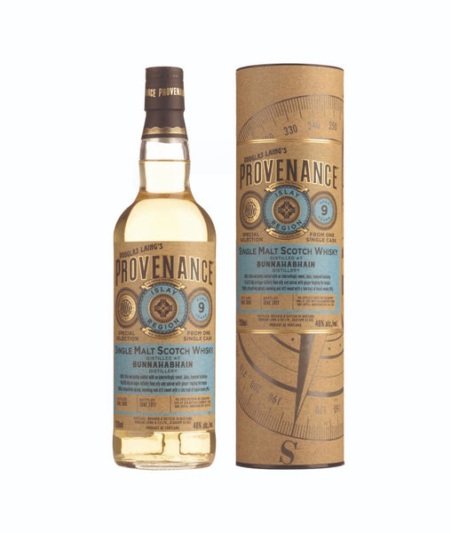 Provenance Bunnahabhain 2008 10 Years - 46% - 700ml