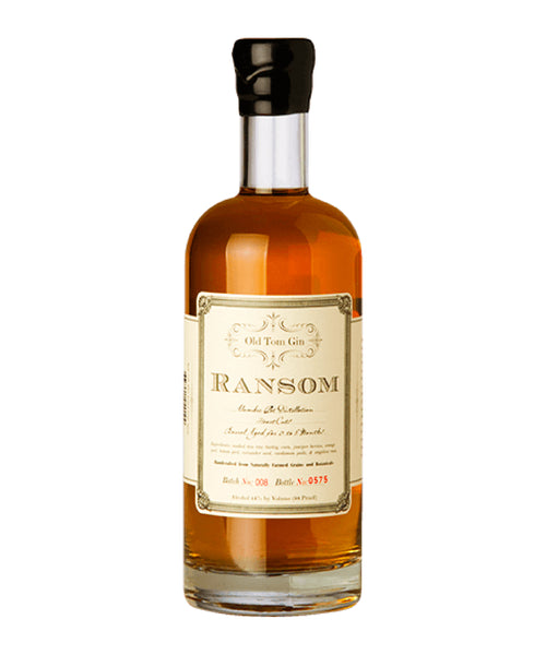 Ransom Old Tom Gin - 44% - 750ml
