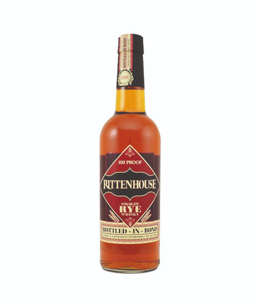 Buy Rittenhouse Rye Bottled in Bond - 50% - 750ml Online at Wholly Spirits Malaysia