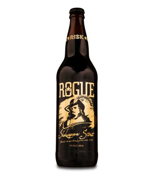 Rogue Shakespeare Oatmeal Stout - 5.7% - 650ml