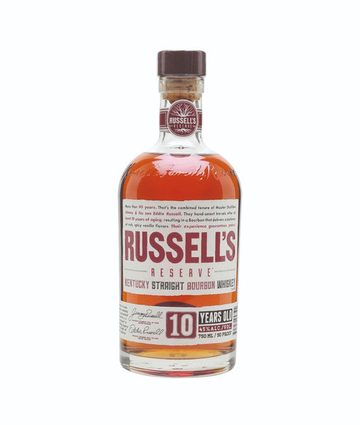 Russell's Reserve 10 yo - 45% - 750ml