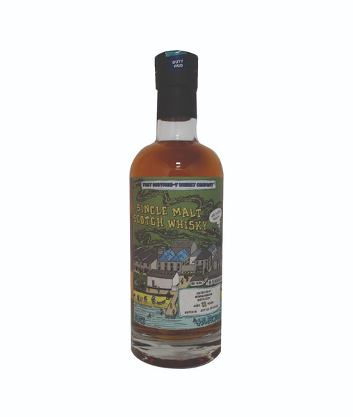 Buy TBWC Bunnahabhain 11 Year Old - 49.5% - 500ml Online at Wholly Spirits Malaysia