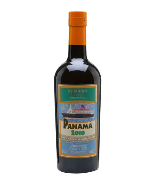 Transcontinental Rum Panama 2010 - 43% - 700ml