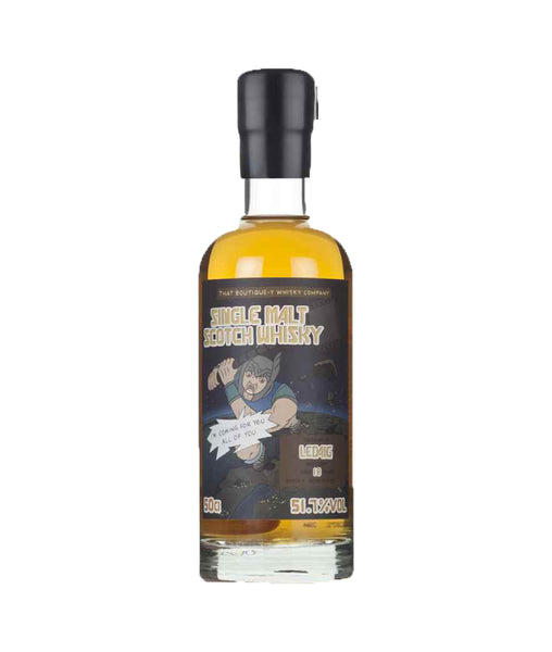 TBWC Ledaig 18 Year Old - 51.7% - 500ml