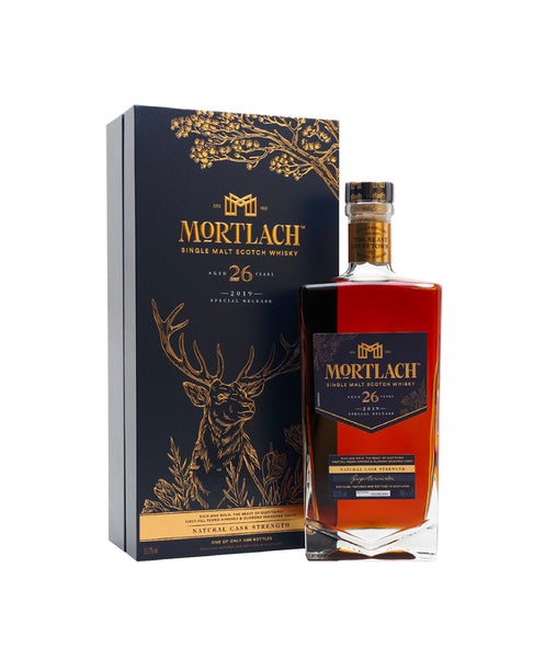 Buy Mortlach 1992 26 Year Old 2019 Special Release - 53.3% - 700ml Online at Wholly Spirits Malaysia