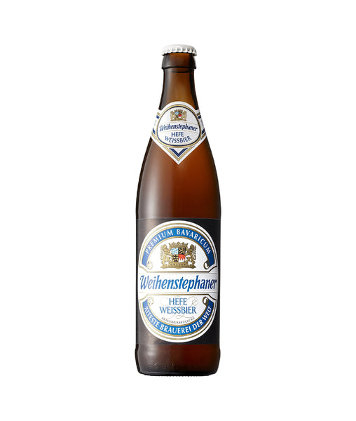 Buy Weihenstephan Hefeweissbier - 5.4% - 500ml Online at Wholly Spirits Malaysia