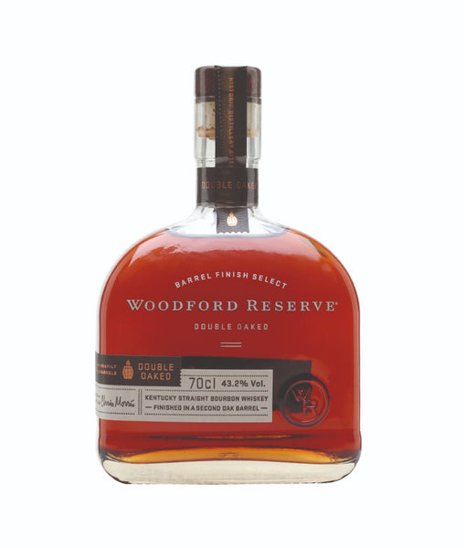 Buy Woodford Reserve Double Oaked Whiskey - 45.2% - 750ml Online at Wholly Spirits Malaysia
