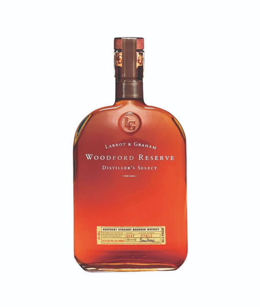 Woodford Reserve Kentucky Bourbon Whiskey - 43.2% - 700ml