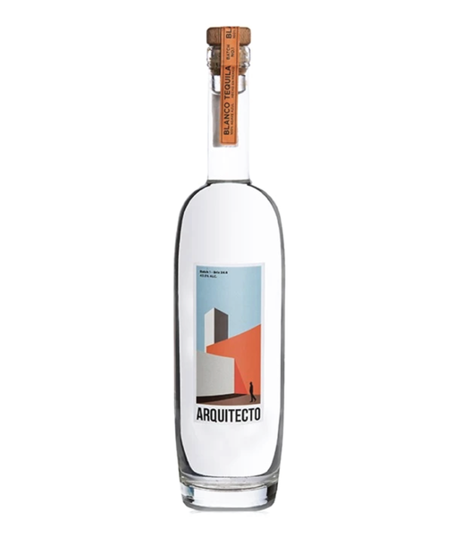 Buy Arquitecto Blanco Tequila - 42.5% - 700ml Online at Wholly Spirits Malaysia