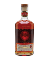 Buy Bacardi Reserva 8 Anos - 40% - 700ml Online at Wholly Spirits Malaysia