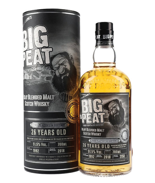 Big Peat 26 Years Old The Platinum Edition - 51.5% - 700ml