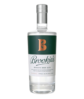 Buy Brookie's Byron Dry Gin - 46% - 700ml Online at Wholly Spirits Malaysia