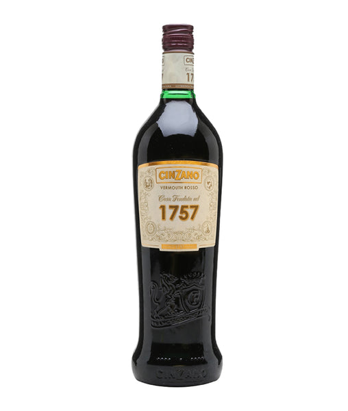 Buy Cinzano 1757 Rosso - 16% - 1000ml Online at Wholly Spirits Malaysia