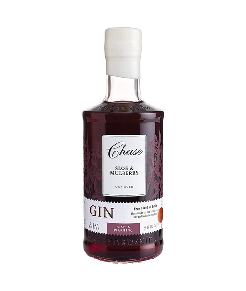 Chase Oak-Aged Sloe & Mulberry Gin - 29.1% - 500ml