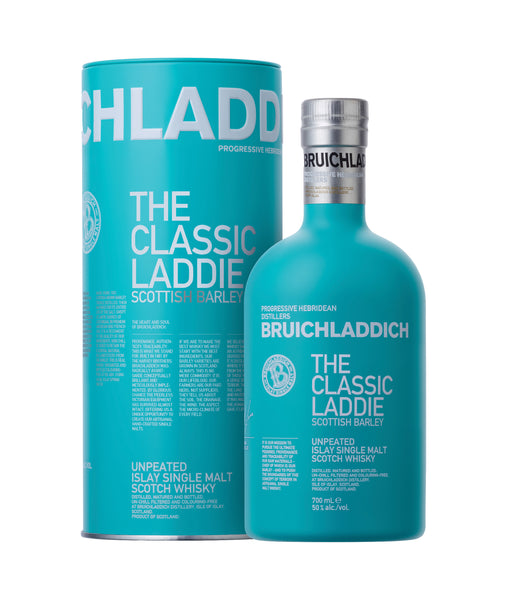 Buy Bruichladdich Classic Laddie Scottish Barley - 50% - 700ml Online at Wholly Spirits Malaysia