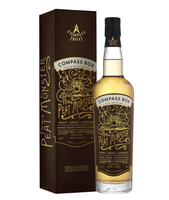 Buy Compass Box Peat Monster Blended Malt Scotch - 46% - 700ml Online at Wholly Spirits Malaysia