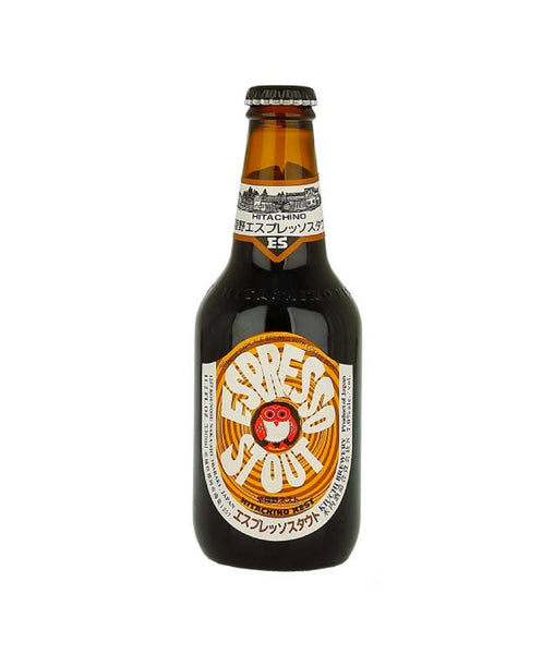 Hitachino Espresso Stout - 7% - 330ml