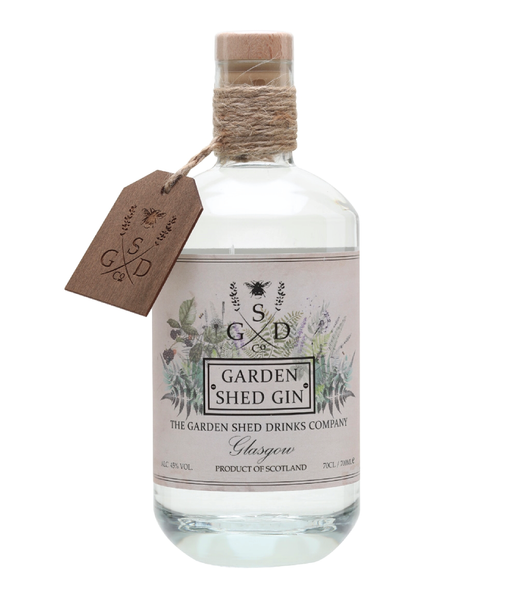 Buy Garden Shed Gin - 45% - 700ml Online at Wholly Spirits Malaysia