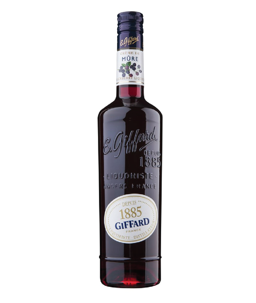 Buy Giffard Crème de Mure Blackberry Liqueur - 16% - 700ml Online at Wholly Spirits Malaysia