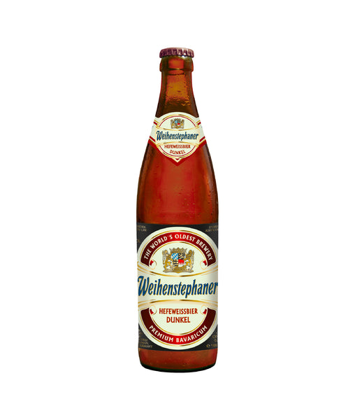 Buy Weihenstephan Hefeweissbier Dunkel - 5.3% - 500ml Online at Wholly Spirits Malaysia