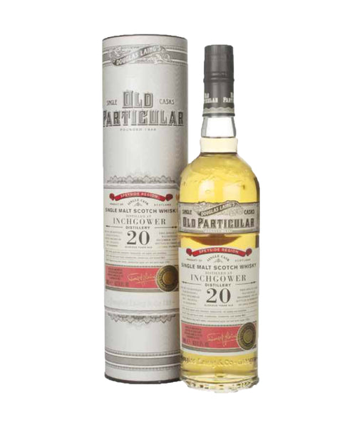 Old Particular Inchgower 1997 20 Years Old - 51.5% - 700ml