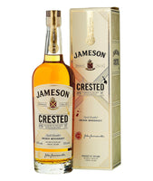 Buy Jameson Crested - 40% - 700ml Online at Wholly Spirits Malaysia