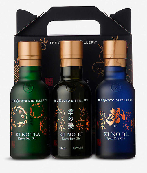 Buy Ki No Bi Mini Set - 200ml Online at Wholly Spirits Malaysia