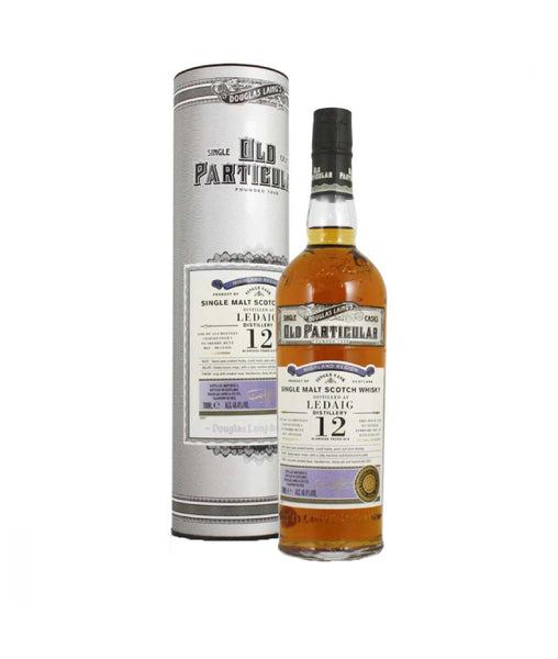 Old Particular Ledaig 2007 12 Years Old - 48.4% - 700ml