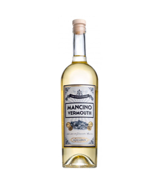 Buy Mancino Bianco Ambrato Vermouth - 16% - 750ml Online at Wholly Spirits Malaysia