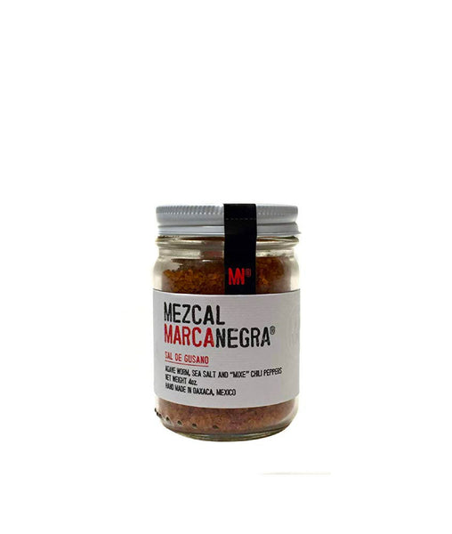 Buy Marca Negra Sal de Gusano - 100g Online at Wholly Spirits Malaysia