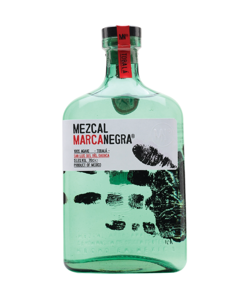 Buy Marca Negra Tobala - 49.5% - 700ml Online at Wholly Spirits Malaysia